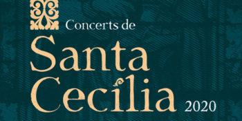 Conciertos benéficos de Santa Cecilia: sábado 21 de noviembre con el Coro Ciudad de Ibiza y domingo 22 con la Banda Sinfónica Ciudad de Ibiza