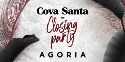 Cova Santa Ibiza Closing Party con Agoria Fiestas