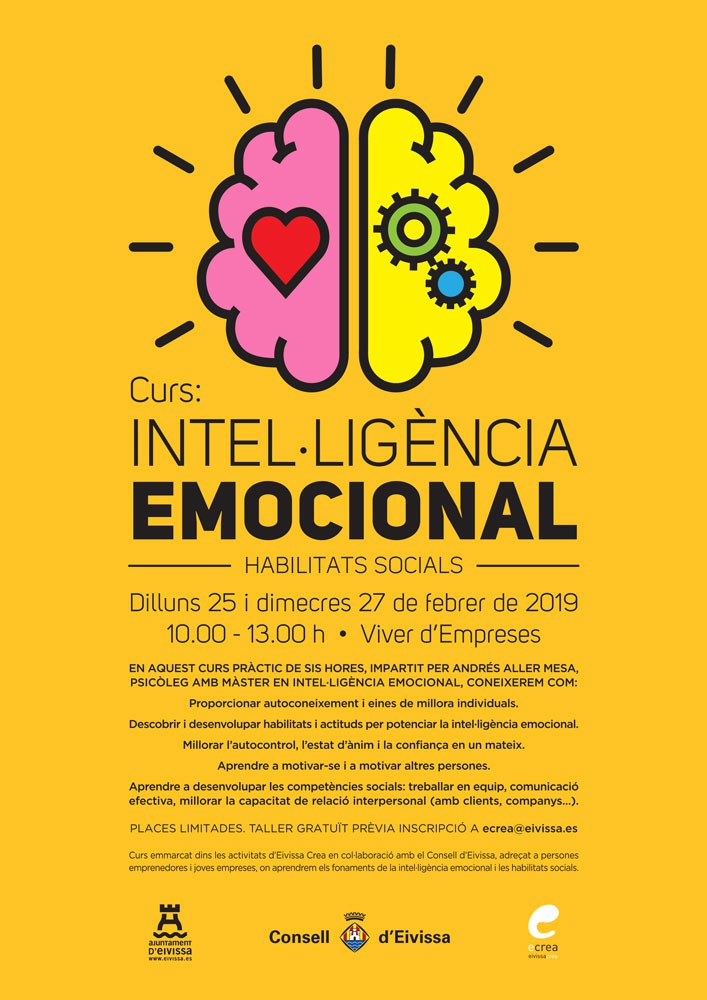 Course of Emotional Intelligence in the Ibiza Business Incubator