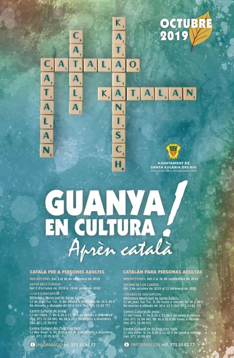 Курсы каталонского языка в Санта-Эулалии