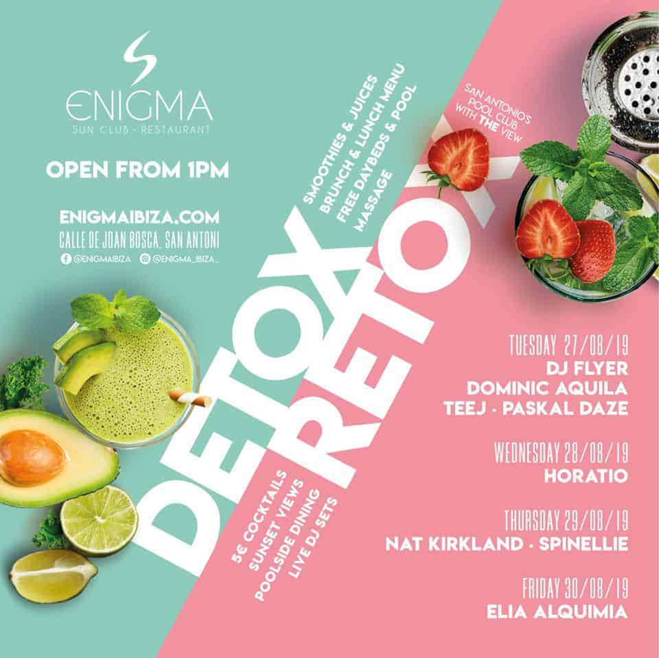 Detox Retox Sessions
