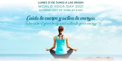 Día Mundial del Yoga en Ibiza Eventos Ibiza Consciente