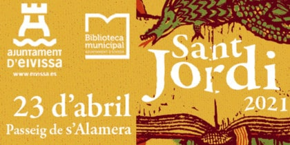 Sant Jordi Ibiza Day: Books, museums and music Cultural and events agenda Ibiza