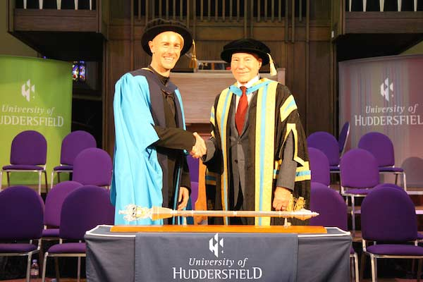 Richie Hawtin receives a doctorate for his contribution to music and technology