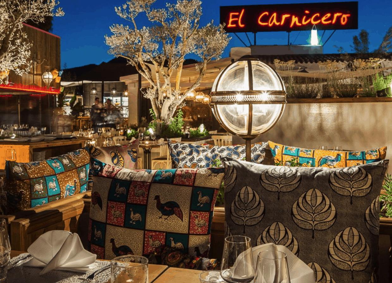 El carnisser Eivissa