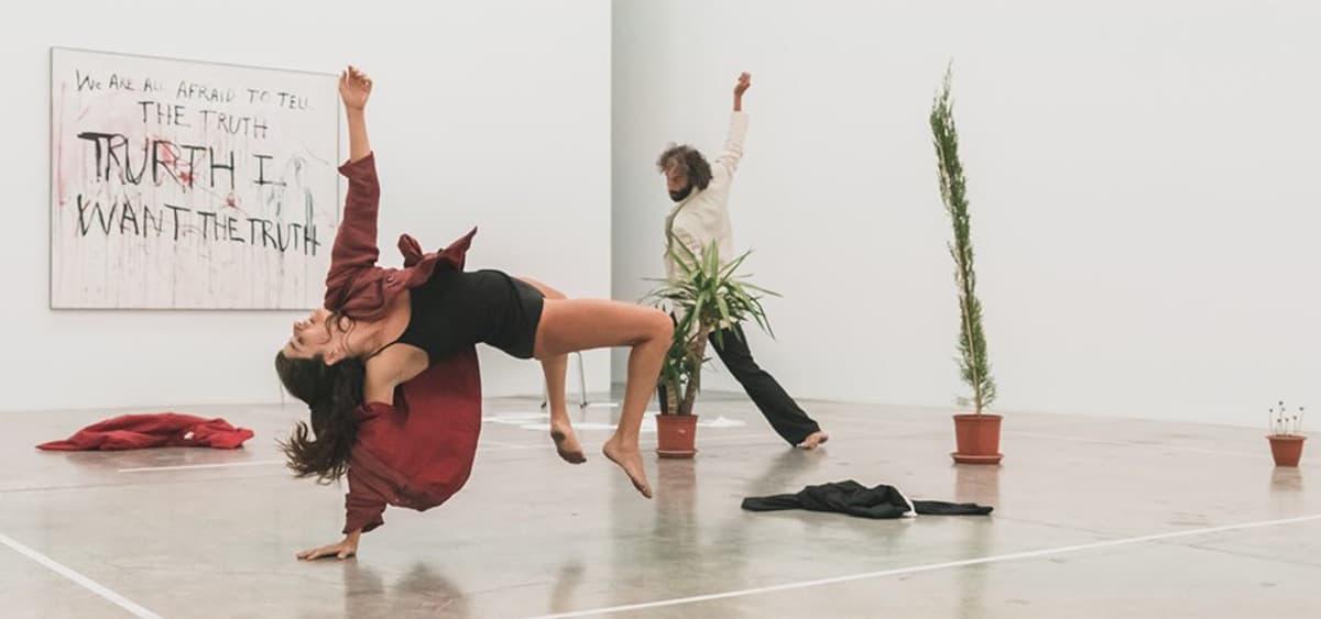 Die Bedeutung des Wortes Liebe in Art Projects Ibiza