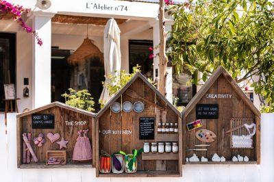 Atelier 74 Eivissa taller
