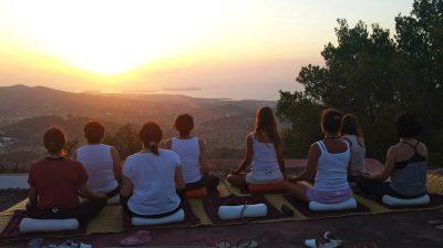 Отступления регенераторов йоги и питания или детоксикации с Depura Ibiza