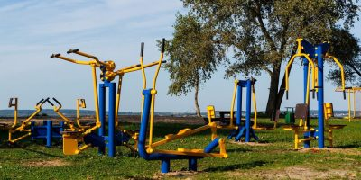 Bio-healthy parks for sports in Ibiza