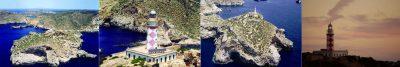Les phares spectaculaires des îles Baléares se sont réunis dans une belle photothèque