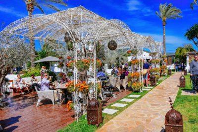 De Atzaro Ibiza veranda