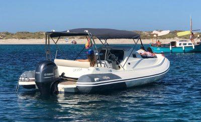 La vida boats ibiza