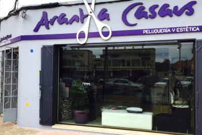Work in Ibiza 2017: Hairdresser Arantxa Casaus search hairdresser