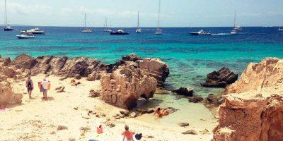 Stranden-Ibiza