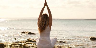 Yoga op Ibiza