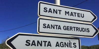 ¿Por qué en Ibiza son todos santos?