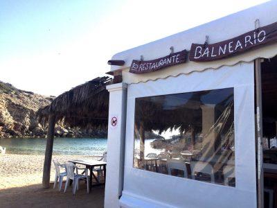 Restaurants-Restaurant Balneario-Ibiza