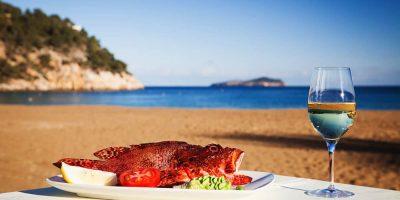 Самые популярные рыбные и рыбные рестораны на Ибице