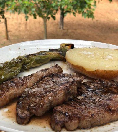 Restaurants> Menu Del Día-Cas Mestre-Ibiza