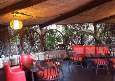 Restaurantes>Menu Del Día-Es Pins i Punt-Ibiza