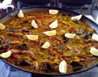 Restaurantes-Restaurante Playa Pinet-Ibiza