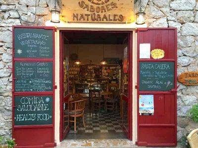 Restaurants-natuurlijke smaken-Ibiza