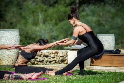 Personal trainers en sportscholen op Ibiza