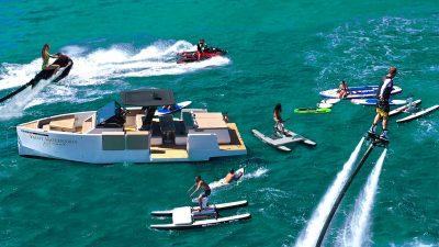 Yacht Watersports Experience Ibiza 2020 00