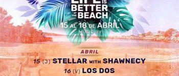 alma beach ibiza events