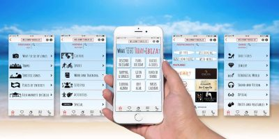 Die beste App auf Ibiza. Welcometoibiza jetzt auch auf Spanisch