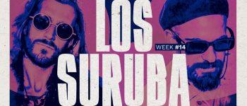 Dernière session musicale avec Los Suruba & Nommad le dimanche 27 septembre 2020 à Las Dalias Ibiza, entrée gratuite, réservation indispensable