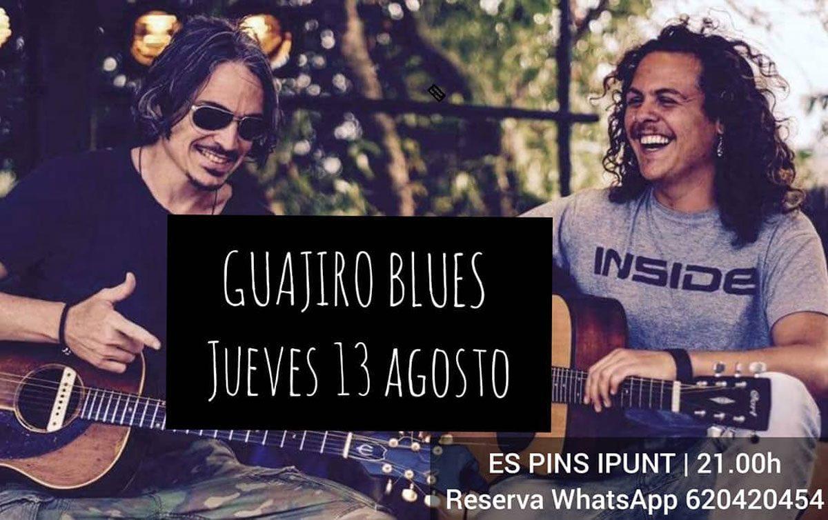 concert-guajiro-blues-restaurant-es-pins-i-punt-ibiza-2020-welcometoibiza