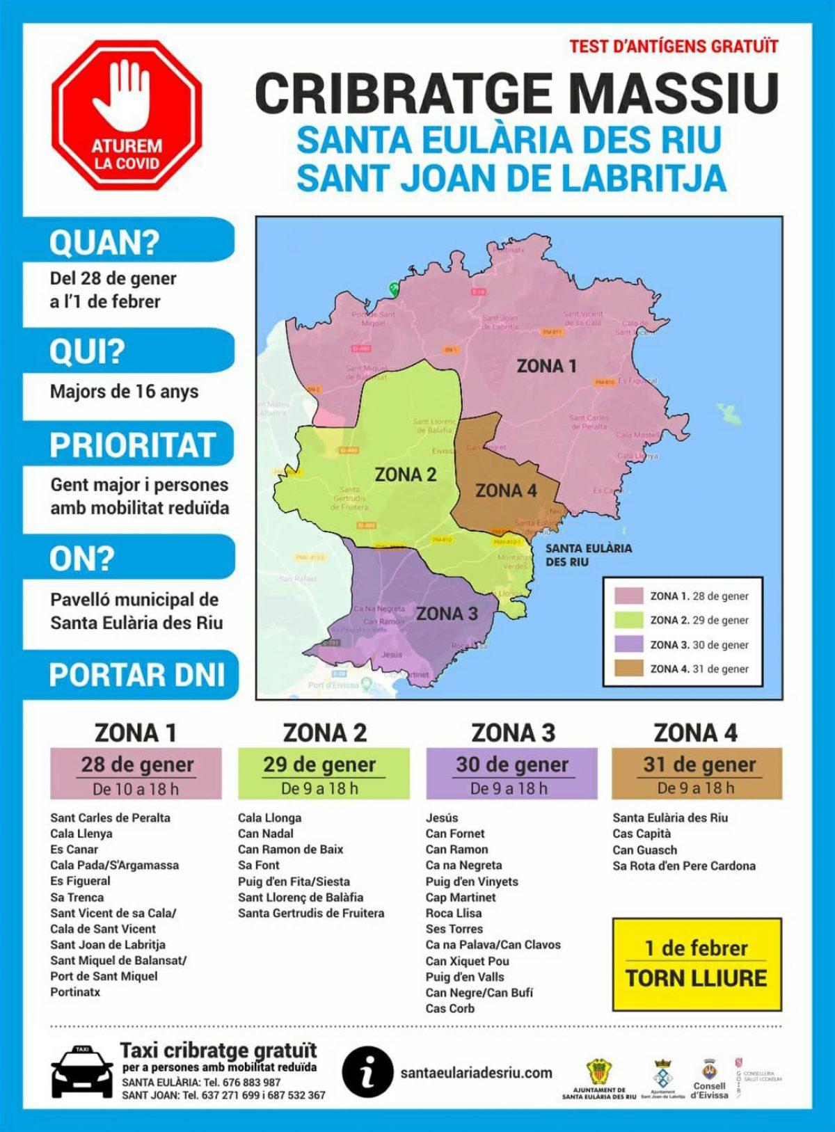 cribratge-massiu-covid-19-santa-eulalia-Eivissa-gener-2021-welcometoibiza