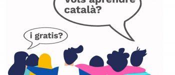 Vols aprendre català gratis? Ara és el moment!