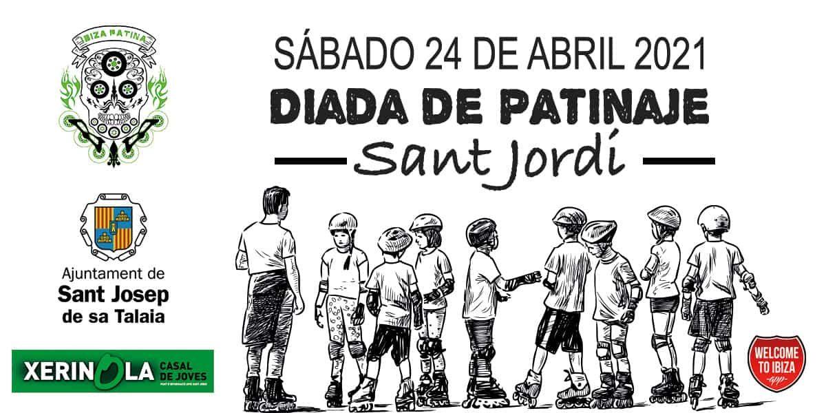 Sant Jordi Skatetag 2021 2