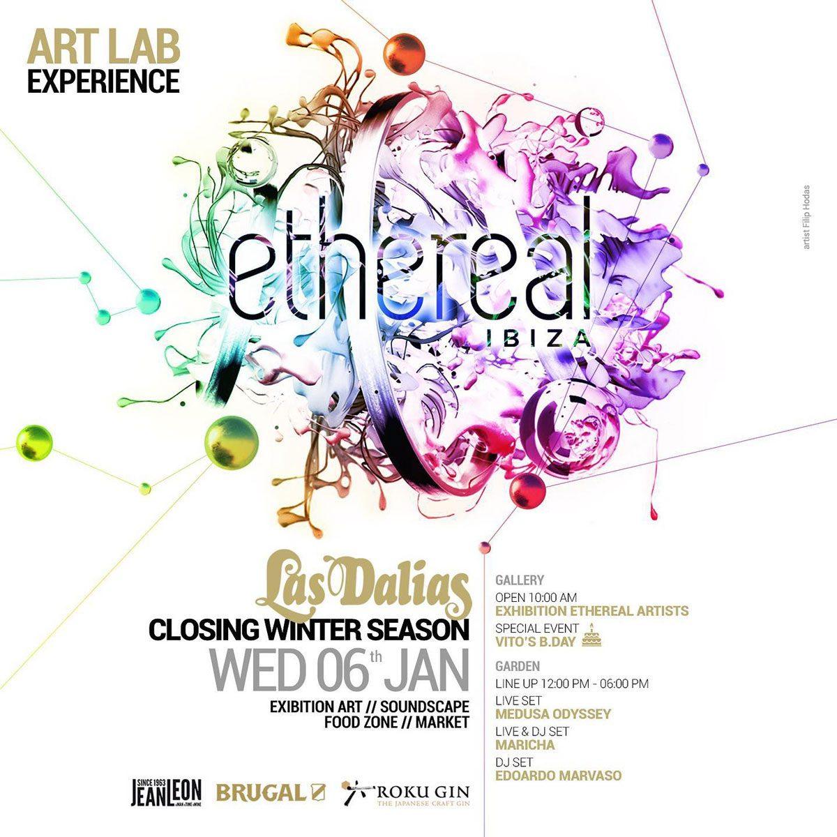 Эфириал-лаборатория-опыт-закрытие-зима-лас-Далиас-Ибица-2021-welcometoibiza