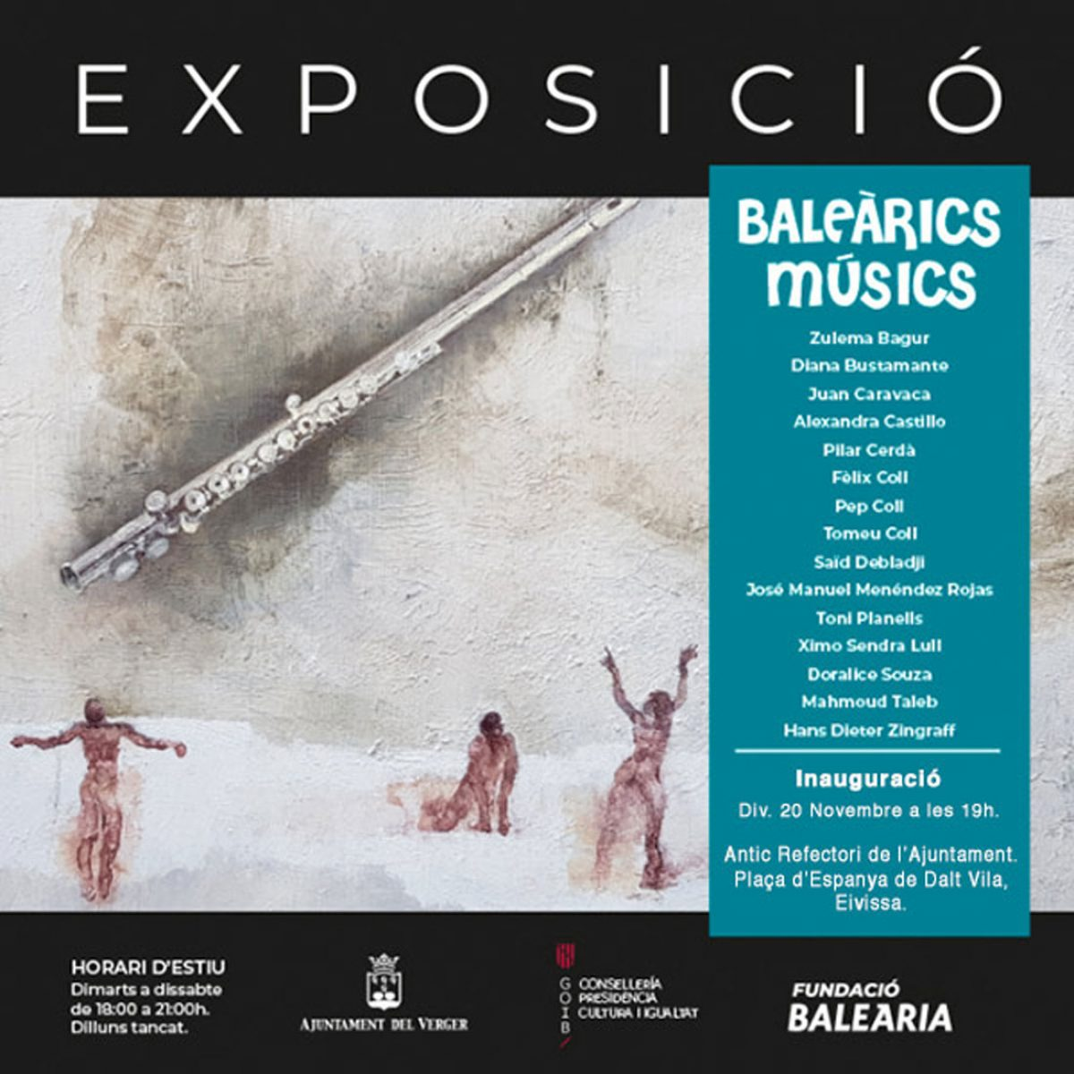 exposicio-Balearics-musics-sala-refectori-Eivissa-2020-welcometoibiza