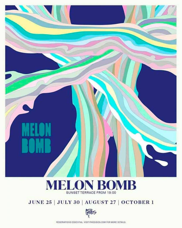 melon-bomb-pikes-Eivissa-2021-welcometoibiza