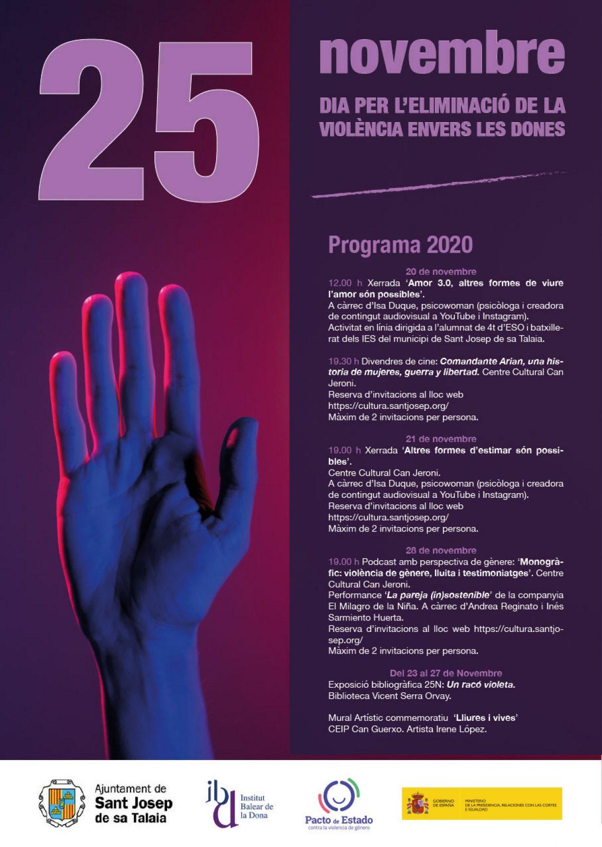 Programm-25-n-Tag-gegen-Gewalt-gegen-Frauen-San-Jose-Ibiza-2020-welcometoibiza