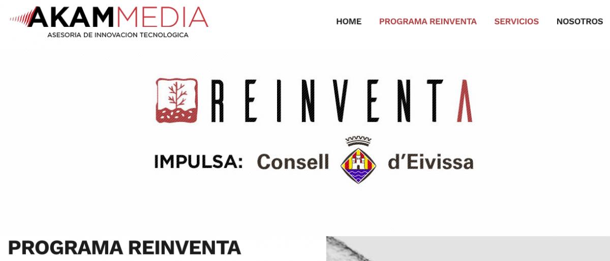 De Consell d'Eivissa promoot ¨Reinventa¨ om Ibiza-bedrijven te helpen