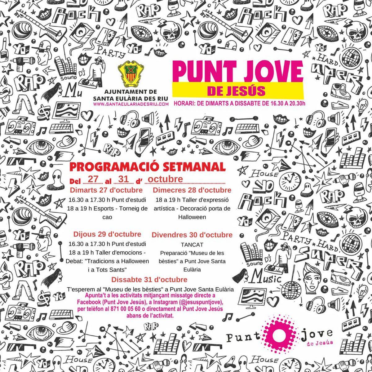 punt-jove-jesus-ibiza-2020-program-halloween-welcometoibiza