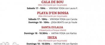 Du bist Yoga Ibiza