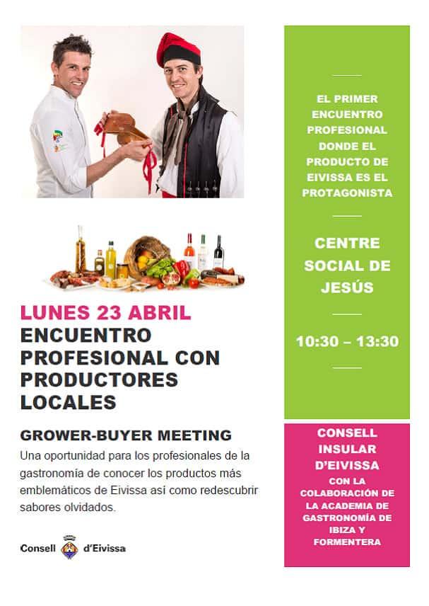 Encuentro Profesional con Productores Locales de Ibiza