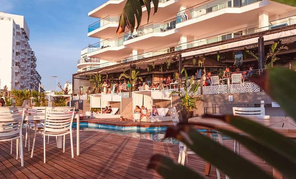 Restaurants met zwembad op Ibiza Culturele en evenementen agenda Ibiza