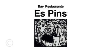 Restaurants> Menu Del Día-Es Pins-Ibiza