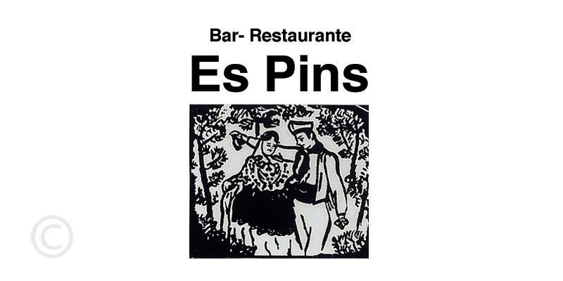 Restaurantes>Menu Del Día-Es Pins-Ibiza