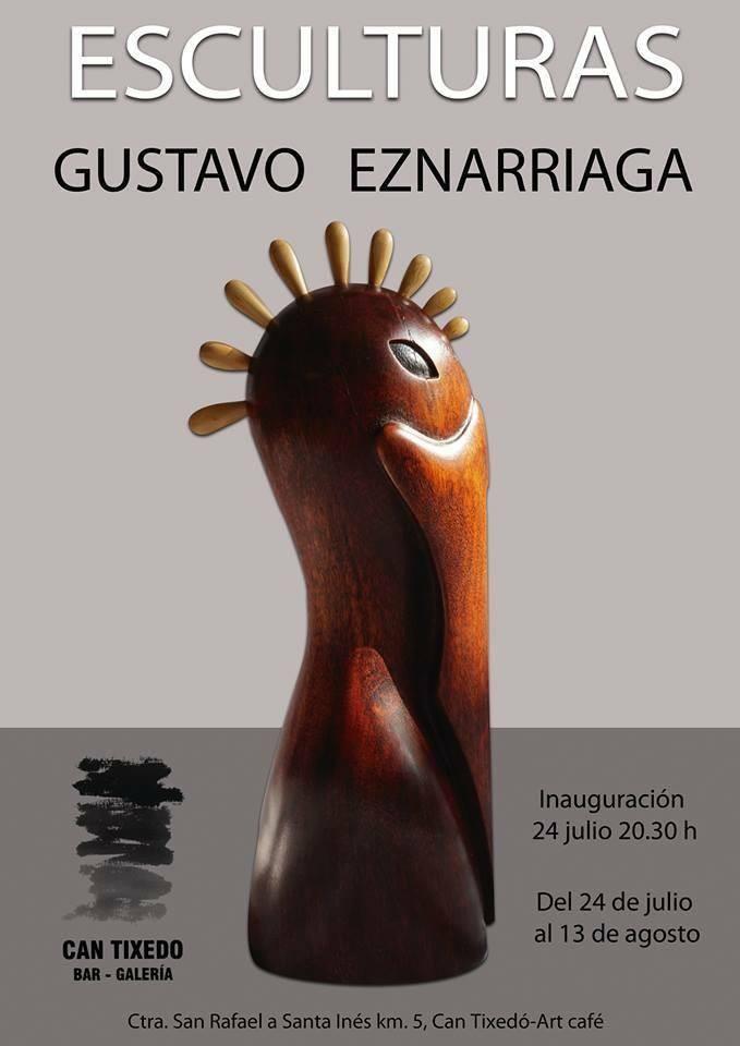 Gustavo Eznarriaga Skulpturen in Can Tixedo