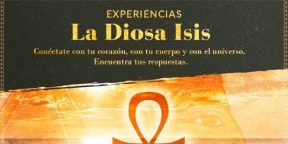 Experiences La Diosa Isis at Boutique Hostal Salinas Ibiza: connect with your heart Eventos Ibiza Consciente