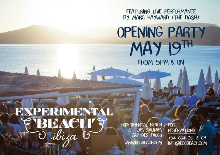 Экспериментальная пляжная вечеринка 2015 во вторник