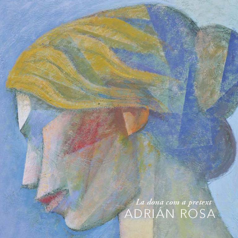 La dona com a pretext: Adrián Rosas Ausstellung in Sa Nostra Ibiza